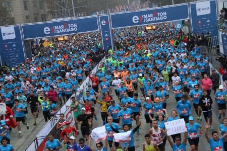 Maratón de Santiago
