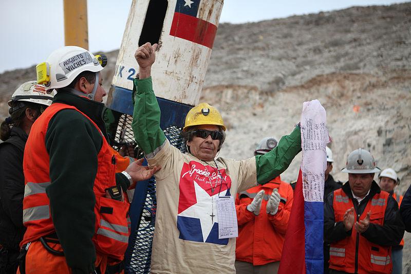 Mineros de Chile