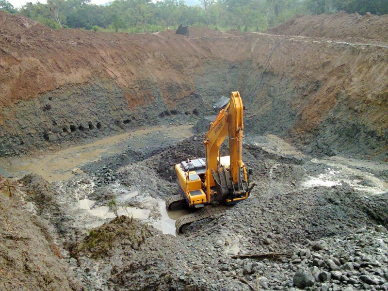 Minería ilegal en Latinoamérica (foto: Creative Commons)