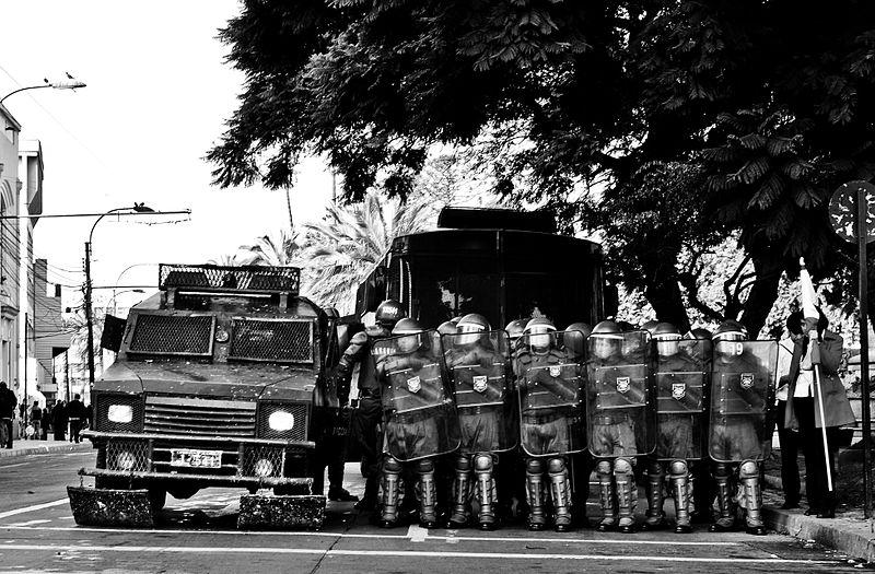 Fuerzas Especiales de Carabineros (Wikipedia)