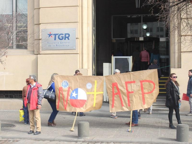 No mas AFP 5