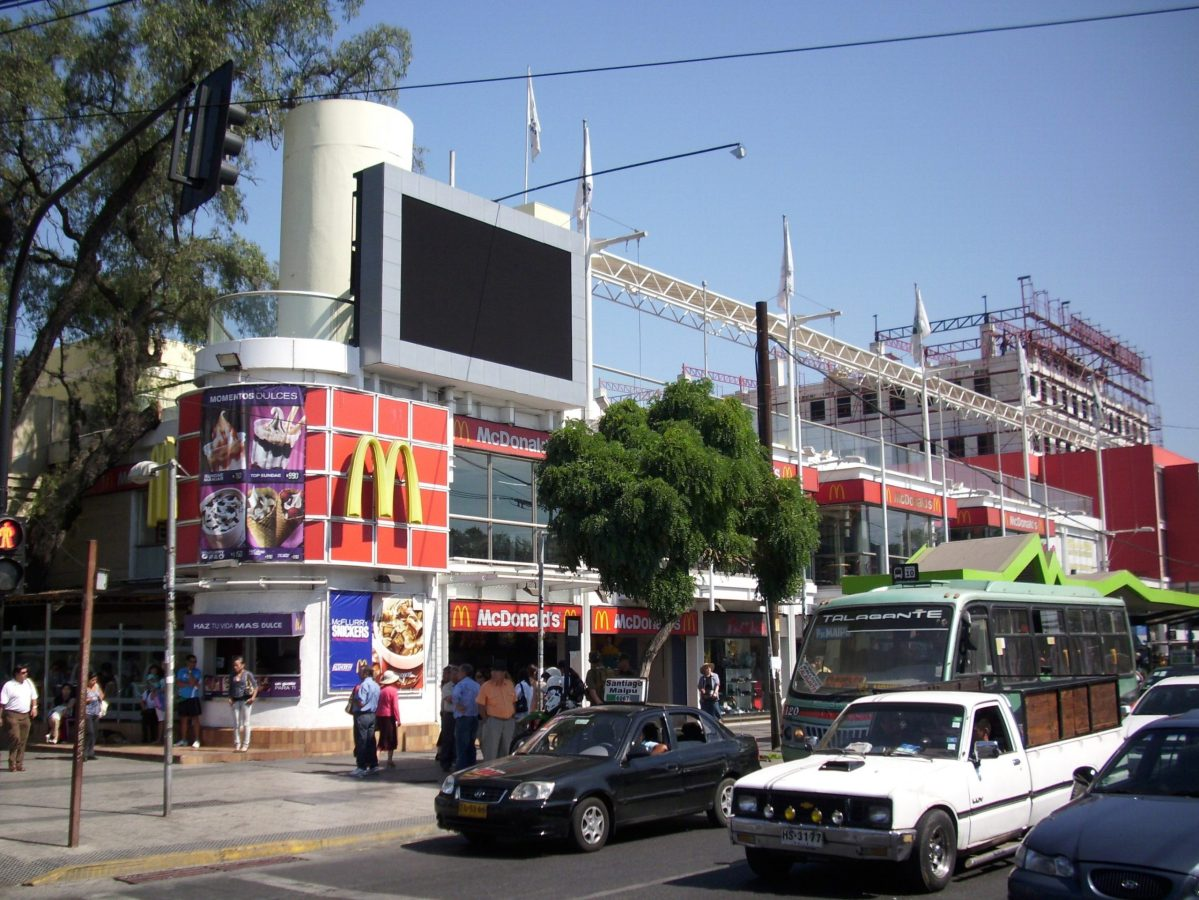 Sindicato Mc Donalds y Burger King