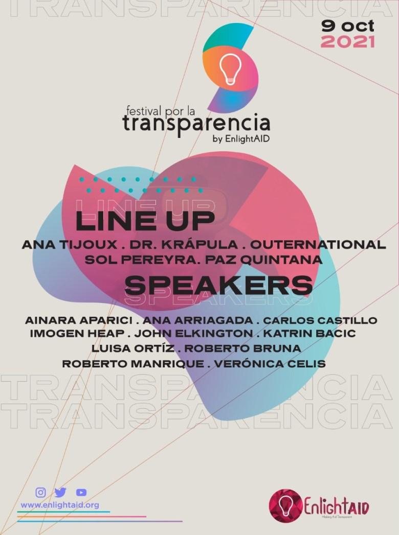 Festival por la Transparencia
