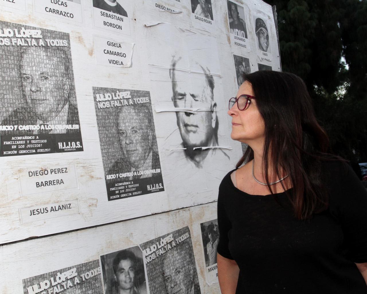"""Luz Faingold: """"Me salvé de ser una desaparecida"""" - Diario El Sol ..."""