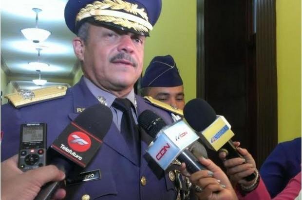 JEFE DE POLICIA