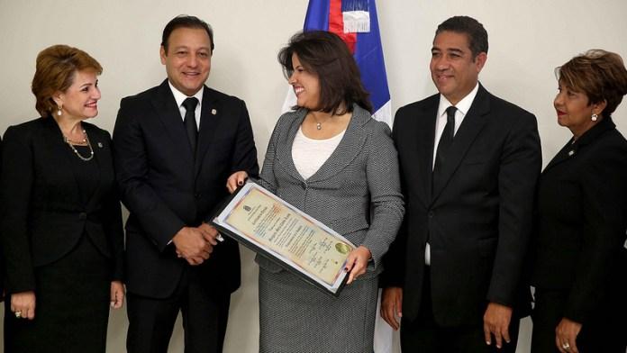 VICEPRESSIDENTA DOMINICANA
