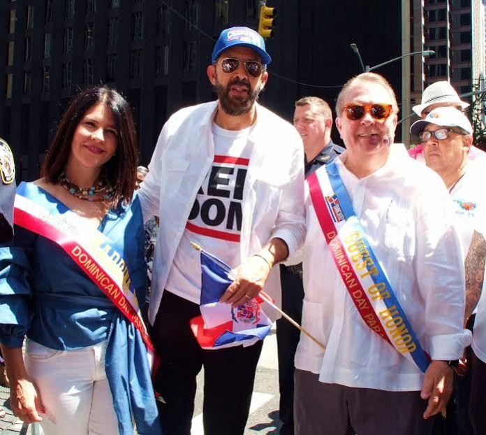 Desfile Dominicano de Nueva York Agosto 2016