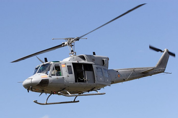bell212. MINSTERIO DEFENSA DOMINICANO