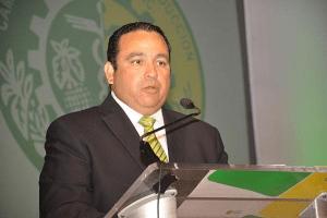 Juan Manuel Ureña, Presidente de Camara de Comercio de Santiago