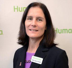 Dra. Deb Galloway, Presidenta Regional de Humana para los mercados de Medicare del Centro de la Florida.