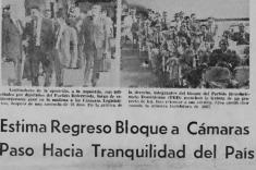 Foto de legisladores, 1967