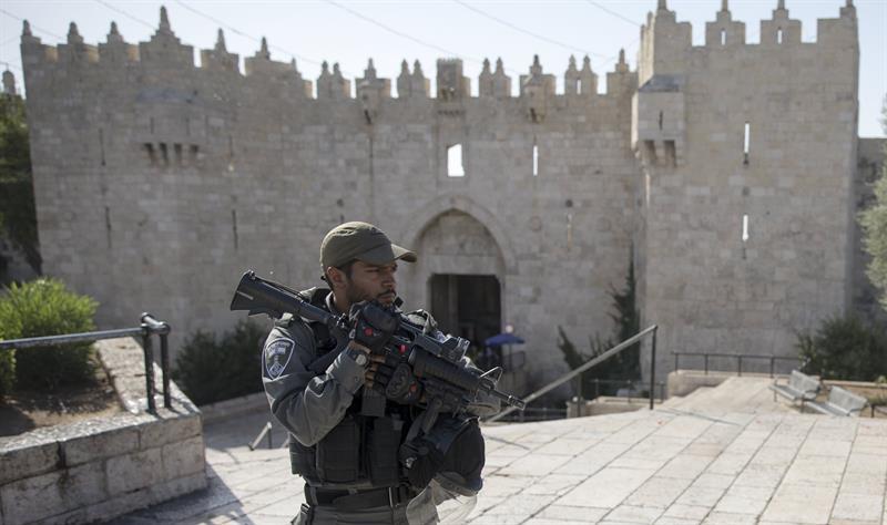 Ataque en Jerusalén; mueren tres presuntos terroristas