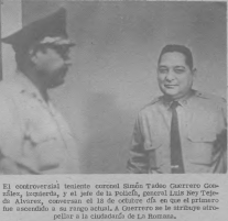 TADEO GUERRERO, FOTO ENERO 67