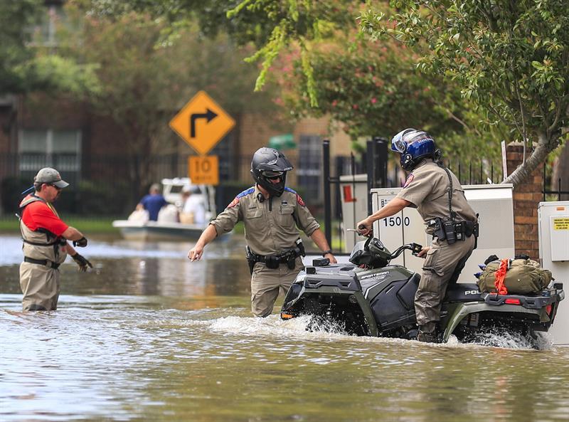 Universidad de Florida echa a profesor por achacar Harvey al voto…