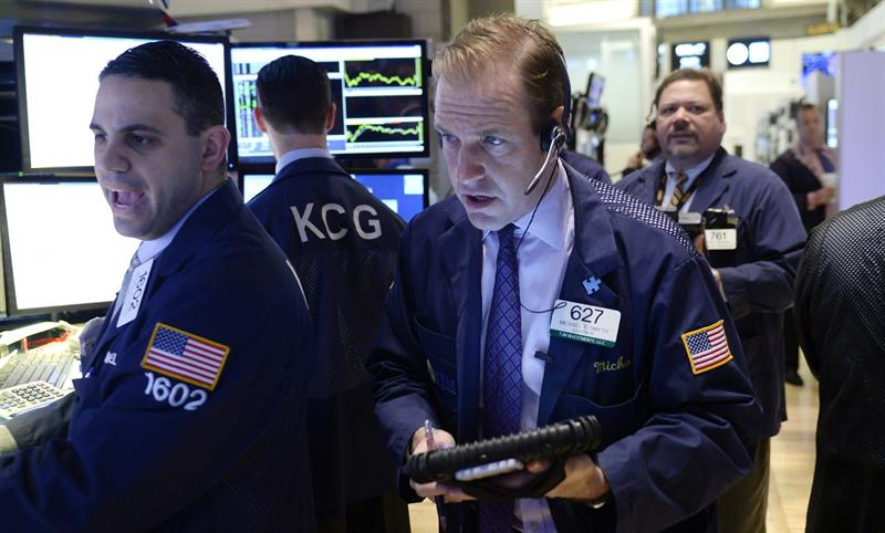 Wall Street abre con ganancias y el Dow Jones sube un 0,56%