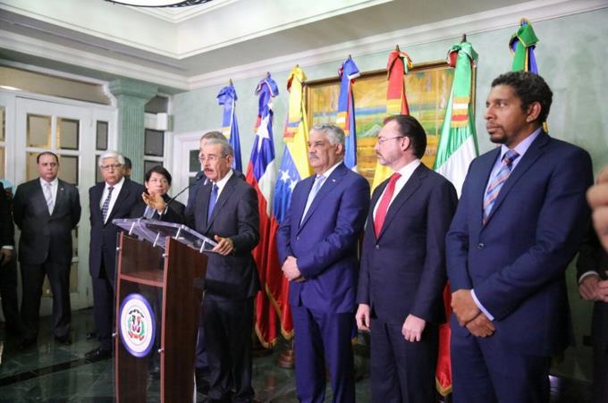 Reanudan este sábado diálogo entre Gobierno dominicano y la oposición venezolana