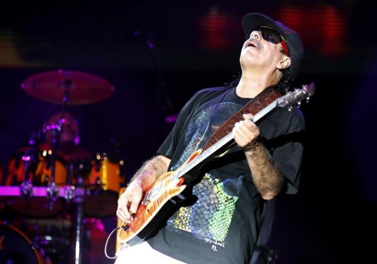 """Santana: """"Tengo 70 años en mi cuerpo pero en mi espíritu siento que tengo 17"""" Santana.jpg?zoom=1"""