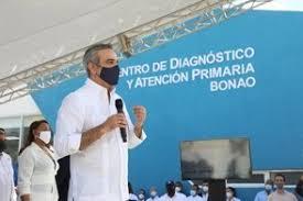 Luis Abinader inaugura el hospital Pedro E. De Marchena y Centro de  Diagnóstico en Bonao | Listín Diario