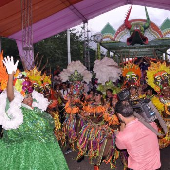 Fotos Primer domingo del Carnaval de Santiago 2017 (2)