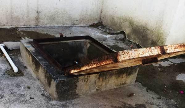 Bonao: Infante se ahoga al caer en una cisterna