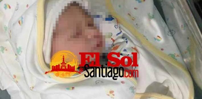 Autoridades recuperan recién nacido robado en maternidad de Santiago