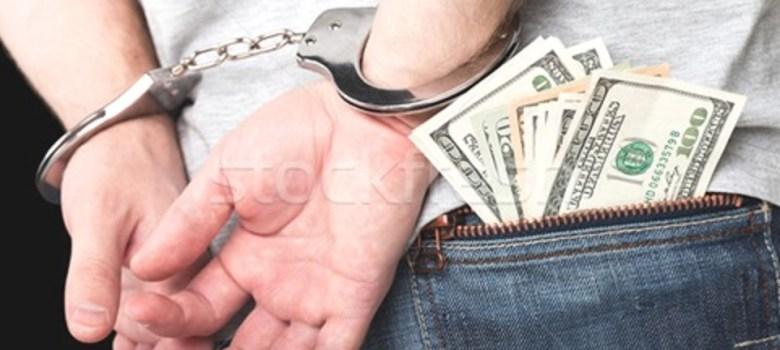Ocupan dólares falsos