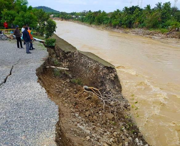Cierran provisionalmente entrada a San Cristóbal por autopista 6 de Noviembre