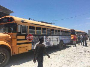 Migración entrega a las autoridades haitianas cientos de extranjeros para su retorno voluntario