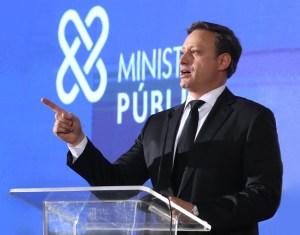 """Procurador anuncia puesta en marcha """"Plan Nacional Contra la Violencia de Género"""""""
