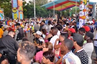 Fotos Segundo domingo Carnaval de Santiago 2018