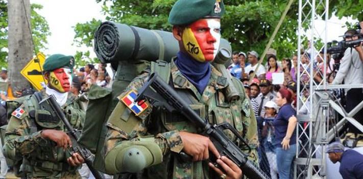 Ascensos Ejército de la República 2018