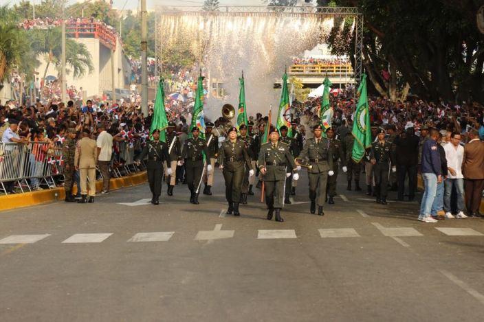 Desfile militar y escolar con motivo 174 aniversario Batalla de Santiago 30 de Marzo (11)