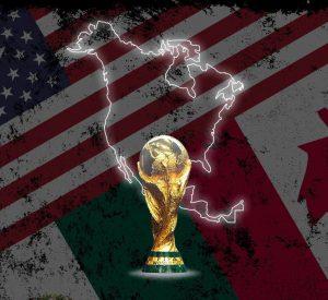 Tres países organizaran Mundial de Futbol del 2026