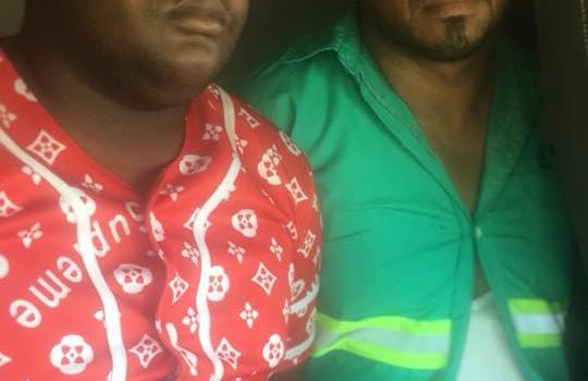 Coerción acusados droga encontrada camión Kola Real