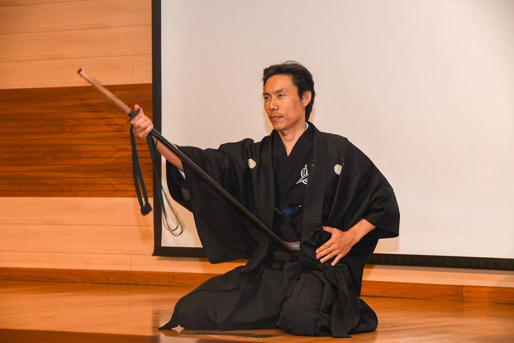 Sr. Keigo Yamamoto, Primer Secretario, Encargado de Asuntos Políticos y Culturales de la Embajada de Japón en República Dominicana