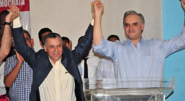 Manuel Jiménez lanza precandidatura alcalde Santo Domingo Este