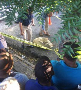 Villa Juana: Encuentran mujer muerta dentro de saco