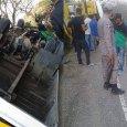 Cuatro personas permanecen internas por accidente ayer en Sajoma