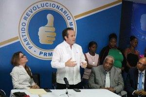 PRM acudirá a Tribunal Constitucional por tema arrastre