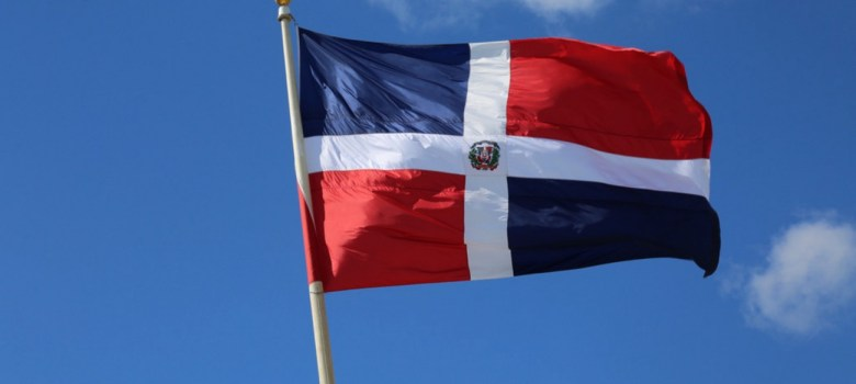 bandera nacional dominicana