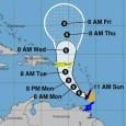 trayectoria tormenta tropical karen
