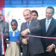 Presidente Medina entrega nuevo centro educativo de 29 aulas en el municipio de Guerra, para 945 estudiantes