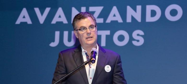 Manuel Diez, presidente de Polyplas