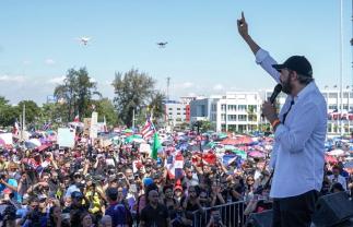 Juan Luis Guerra en el Trabucazo 2020