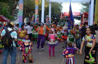 Segundo domingo Carnaval de Santiago 2020 (1)