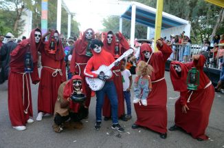 Segundo domingo Carnaval de Santiago 2020 (2)
