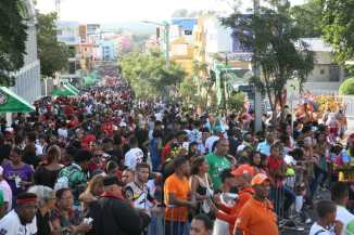Segundo domingo Carnaval de Santiago 2020