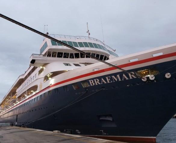 Confirman 15 chinos entre pasajeros crucero atracaría en La Romana