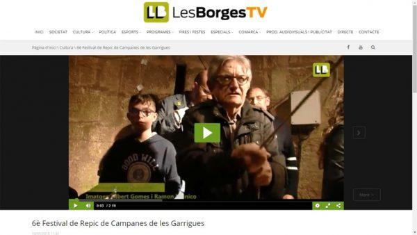 Repic a Borges TV