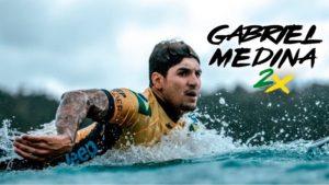 Atletas 2018 - Gabriel Medina - El Sol Latino